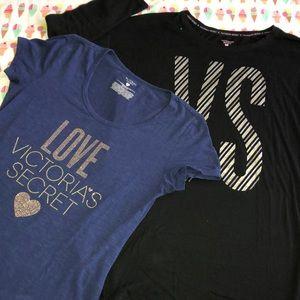 Victoria's Secret Nightshirt Bundle